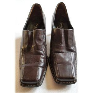 Paul Green Brown Shoes